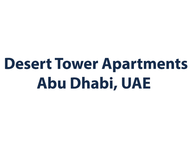 Desert Tower Apartments