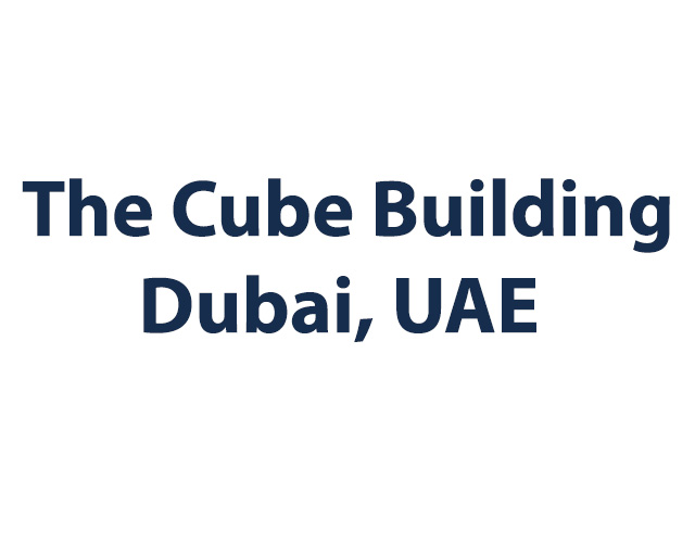 The Cube Building